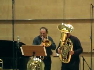 Trombone+tuba